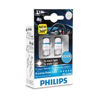 Philips X-treme Vision LED 8000K W5W 127998000KX2