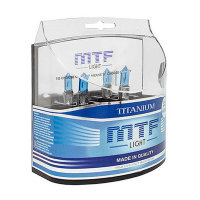 MTF Light Halogen Titanium 4400K 12B