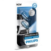Philips Halogen WhiteVision W5W 4500К 12В